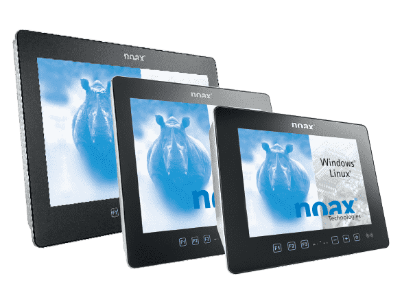 Industrie Touch-Screen IP65 noax Steel-Series PCAP
